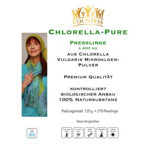 Chlorella 120Stk