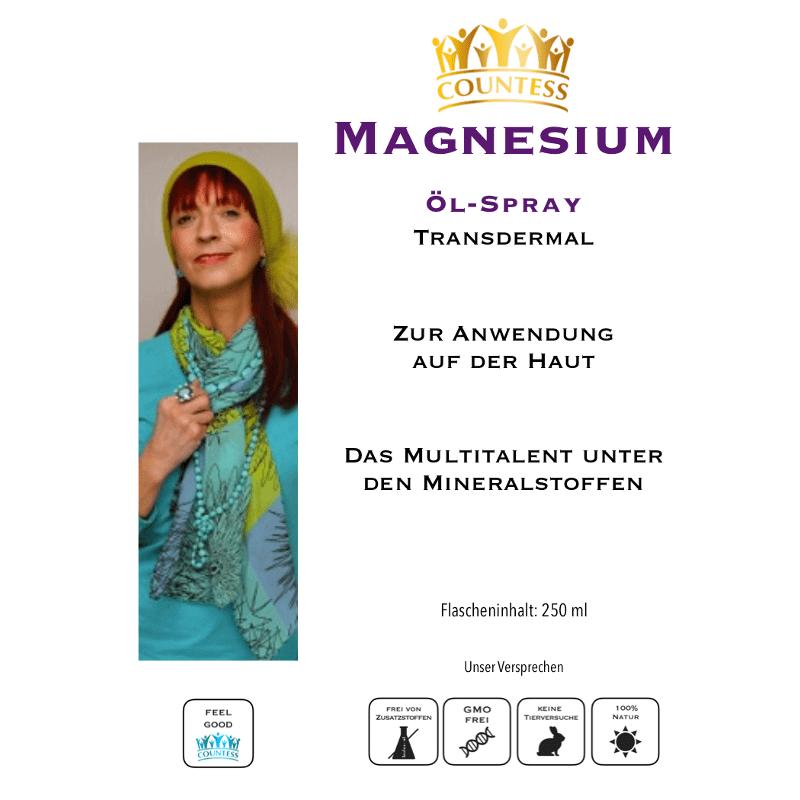 Magnesium-Oelspray 250ml